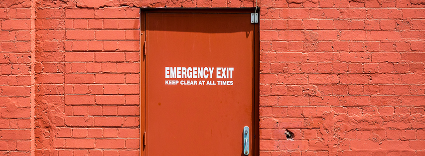 Emergency Exit Image